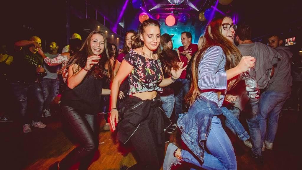 Tanzen bis zum Umfallen - Das war die HitMix-Party