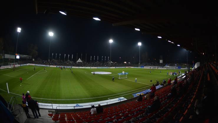 Das Stadion Brügglifeld, Schauplatz vieler Geschichten, ist um eine Episode reicher.