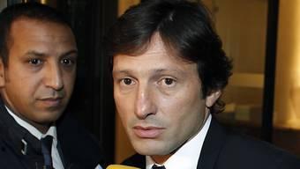 Leonardo, Sportchef bei Paris Saint Germain, wurde hart bestraft.