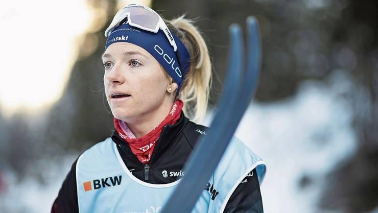 Nadine Fähndrich startet heute Freitag in Ruka zum ersten Weltcup-Sprint der Saison.