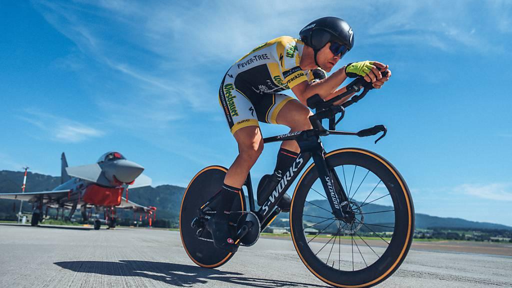 Extrem-Radsportler schafft mit 1026 Kilometern einen Weltrekord
