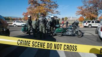 Tote nach Schüssen an US-Schule in Nevada
