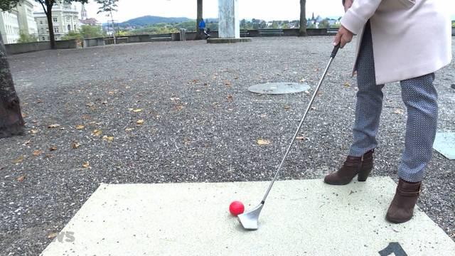 Urbanes Golfen kommt nach Bern