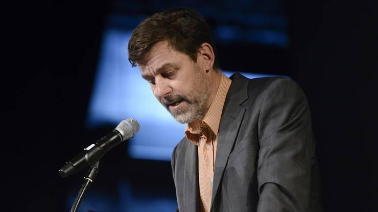 Preisträger und Autor: Peter Stamm
