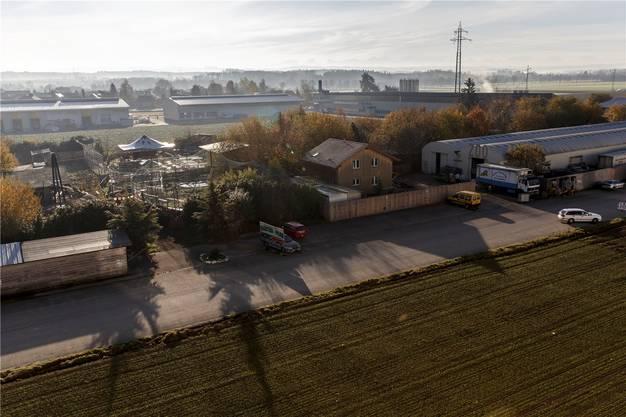 Eigentümerin des Geländes ist die Espace Real Estate Holding AG.