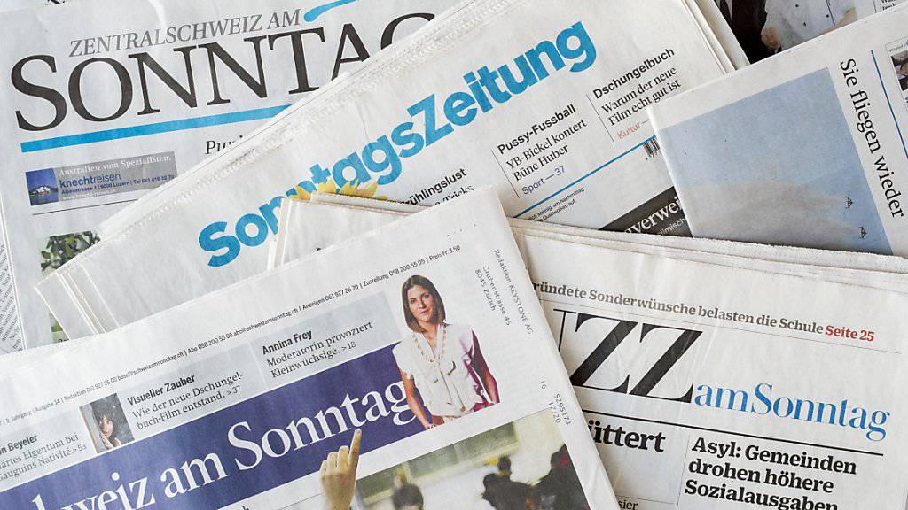 Nach wie vor beliebt: Die gedruckte Zeitung wird häufiger gelesen als ihr Online-Angebot. (Symbolbild)