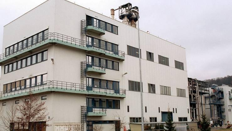 Die ehemaligen Ciba-Gebäude sind heute Standort der BASF.