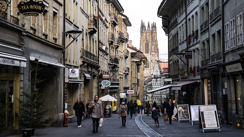Freiburg darf im Advent Läden nicht länger geöffnet haben ...