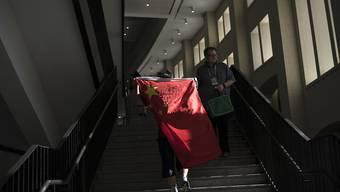 Rigoroses Schutzkonzept: Chinas Fussballer werden für die Meisterschaft von der Aussenwelt abgeschottet. (Archivbild)