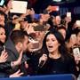 Die italienische Popsängerin Laura Pausini will sich als frisch gekürte Botschafterin des UN-Welternährungsprogramms dafür einsetzen, dass weniger Menschen hungrig zu Bett gehen müssen. (Archiv)