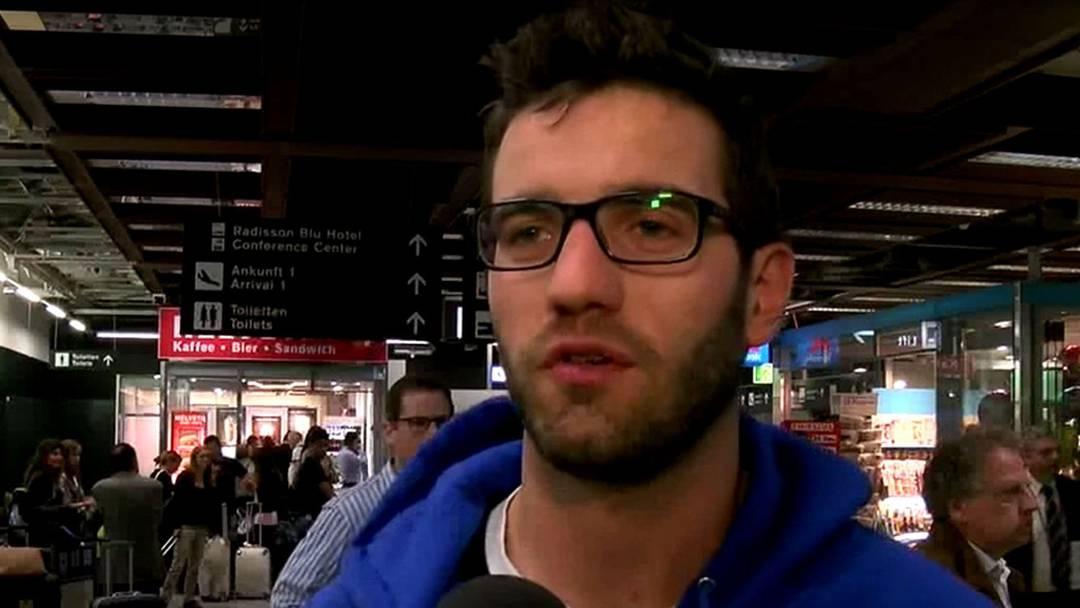 Die ersten Teilnehmer des Boston-Marathons sind zurück in der Schweiz