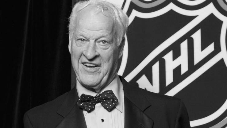 "Gordie Howe war als ""Mr. Hockey"" bekannt"