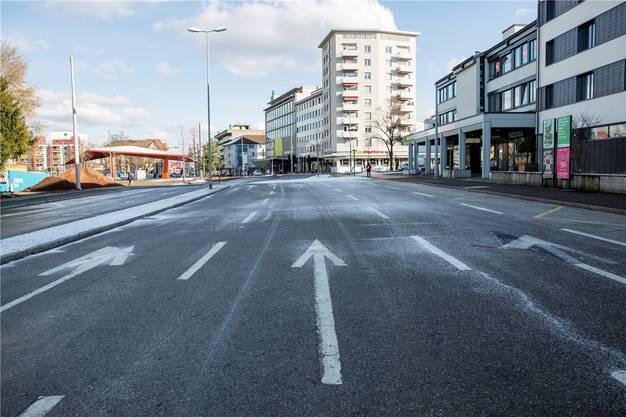 Stadtzentrum Schlieren: Wer eine Stadt neu beleben will, braucht einen langen Schnauf.