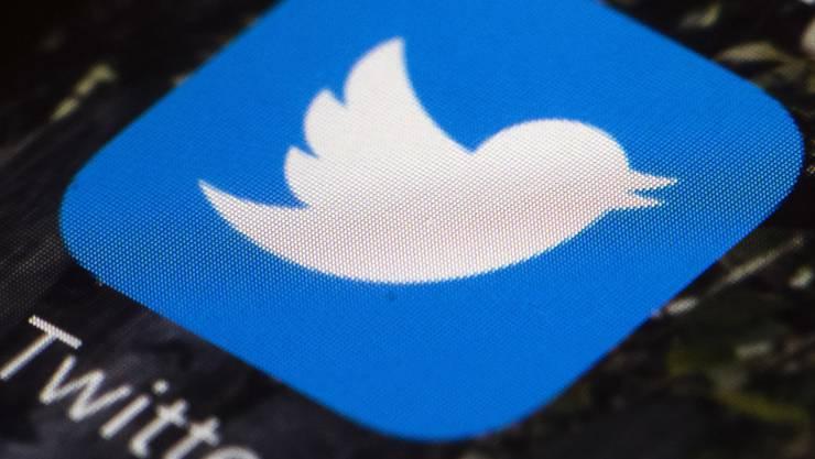 Twitter-Umsatz knackt erstmals die Milliardenmarke. (Archiv)