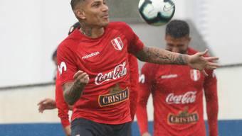 Paolo Guerrero und Peru haben nichts zu verlieren
