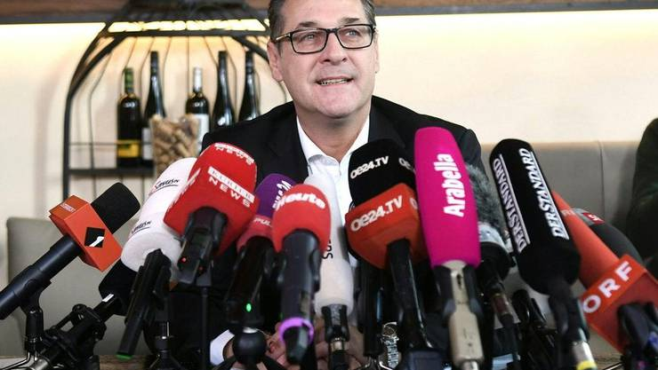 Heinz-Christian Strache verkündete am Dienstag seinen Rückzug aus der Politik.