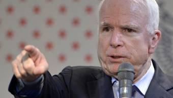 Der republikanische US-Senator John McCain