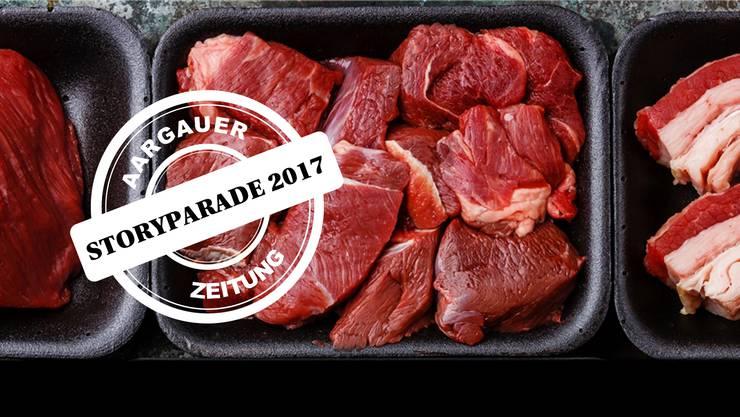Es kam im Aargau zu unter anderem zur Neu-Etikettierung von abgelaufenen Fleischprodukten. (Symbolbild)