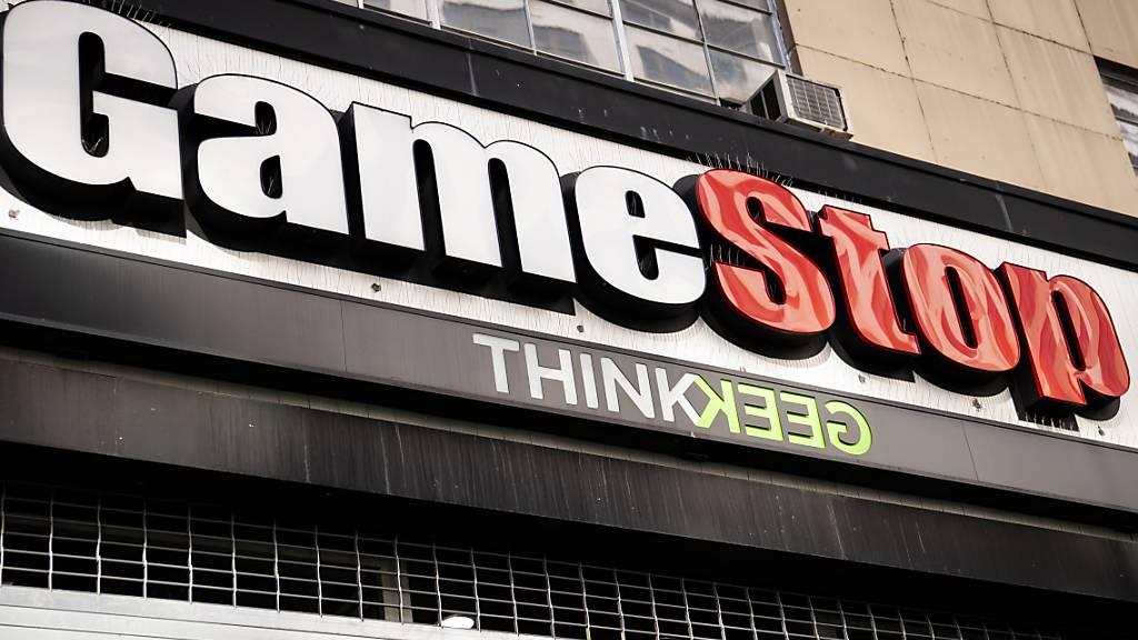 Gamestop-Aktie steigt 104 Prozent - Buffett-Vize warnt vor Exzessen