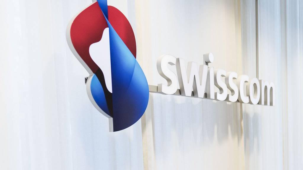 Störungen auf dem Swisscom-Netz.