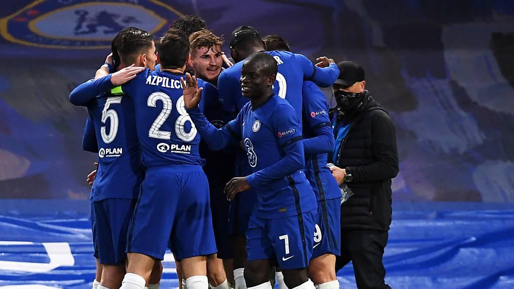 Chelsea zieht in den Final gegen Manchester City ein