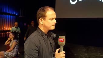 Der neue geschäftsführende Direktor des Theaters Chur, Roman Weishaupt, präsentierte am Freitag das Programm der kommenden Spielzeit.