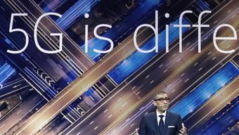 Nokia-Chef Rajeev Suri kann sich freuen: Salt hat den finnischen Netzwerkausrüster für den Bau des superschnellen Handynetzes der fünften Generation (5G) gewählt. (Archiv)