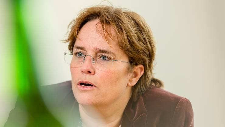 Magdalena Martullo (SVPGR) bedauert die Verschärfungen des vereinfachten Verfahrens zur AHV-Abrechnung. Und kritisiert dafür die bürgerlichen Partner.
