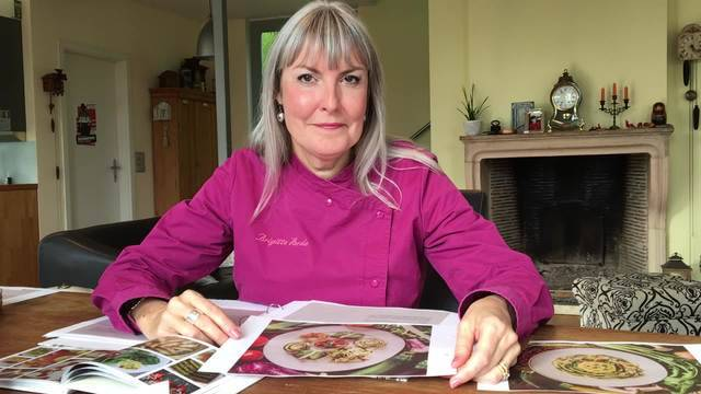 Brigitte Herde spricht über ihr erstes veganes Kochbuch
