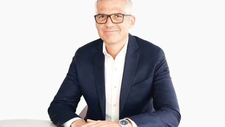 Wird neuer CEO der Rigi Bahnen: Frédéric Füssenich.