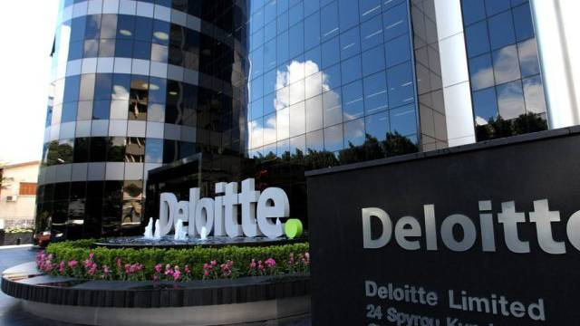 Hauptsitz von Deloitte in Zypern