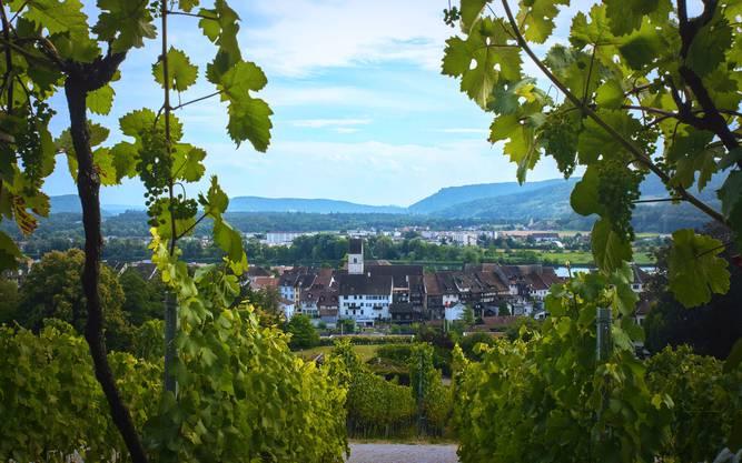 Blick aus das Kloster Sion
