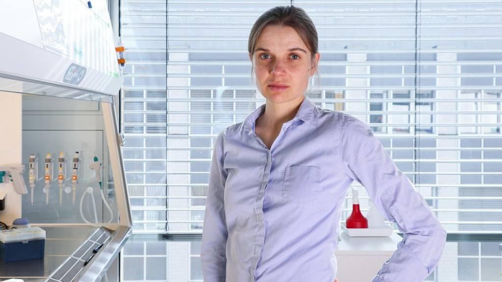 650'000 Franken dotierter Preis für Andrea Ablasser vom EPFL