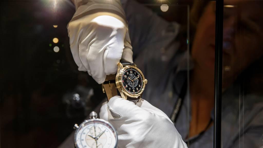 Schweiz ist bei Schmuck und Uhren noch immer top