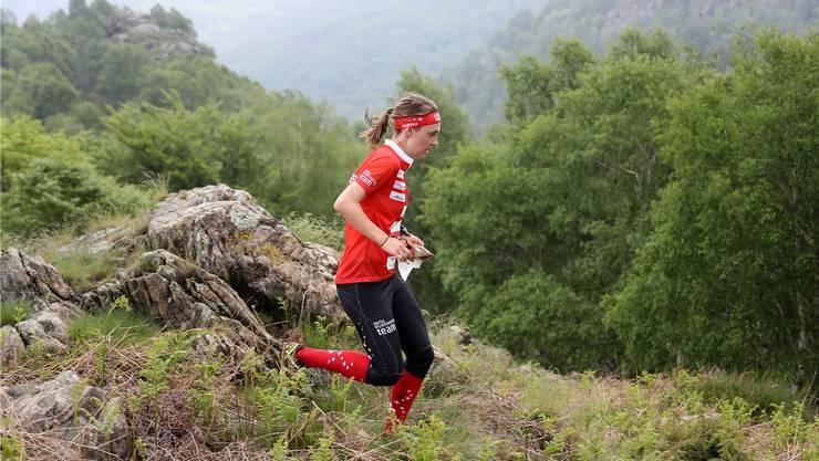 An der Heim-Europameisterschaft im letzten Jahr belegte Lisa Holer in der Langdistanz Rang 17. Rémy Steinegger/zvg