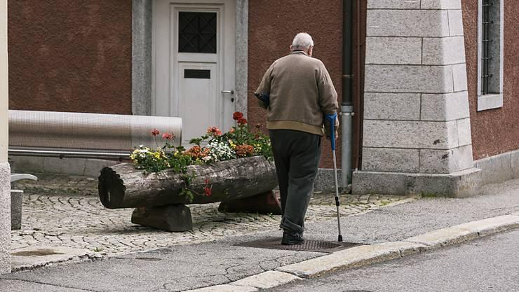 Die Aufsicht über die berufliche Vorsorge übernehmen die Kantone Aargau und Solothurn gemeinsam.