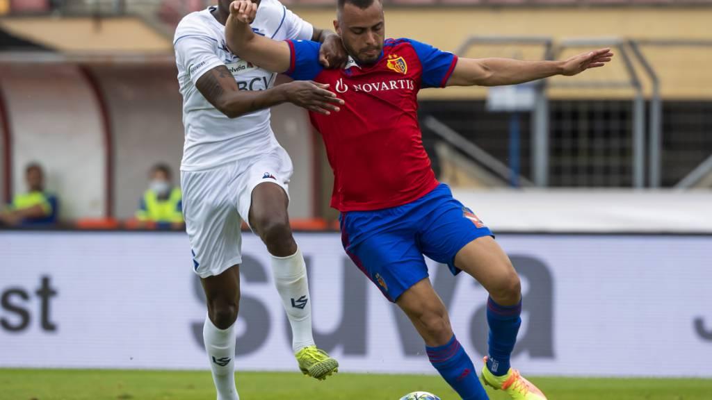 Basel zieht Kaufoption für Cabral