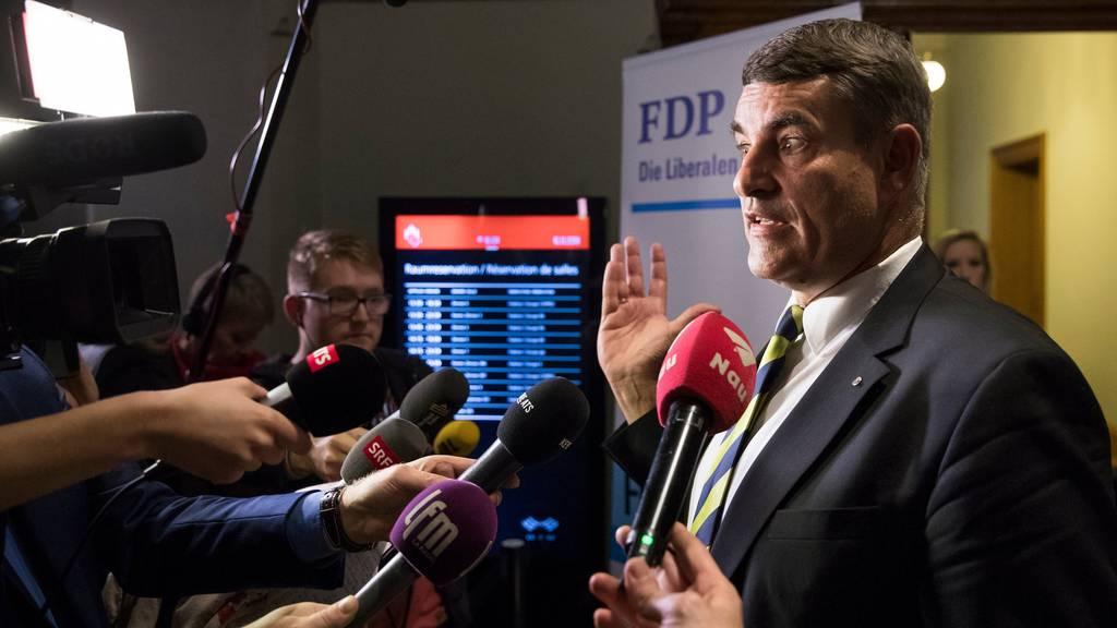 Schlechte Noten für Ex-Bundesratskandidat bei Aufarbeitung seines Schulzahnklinik-Skandals