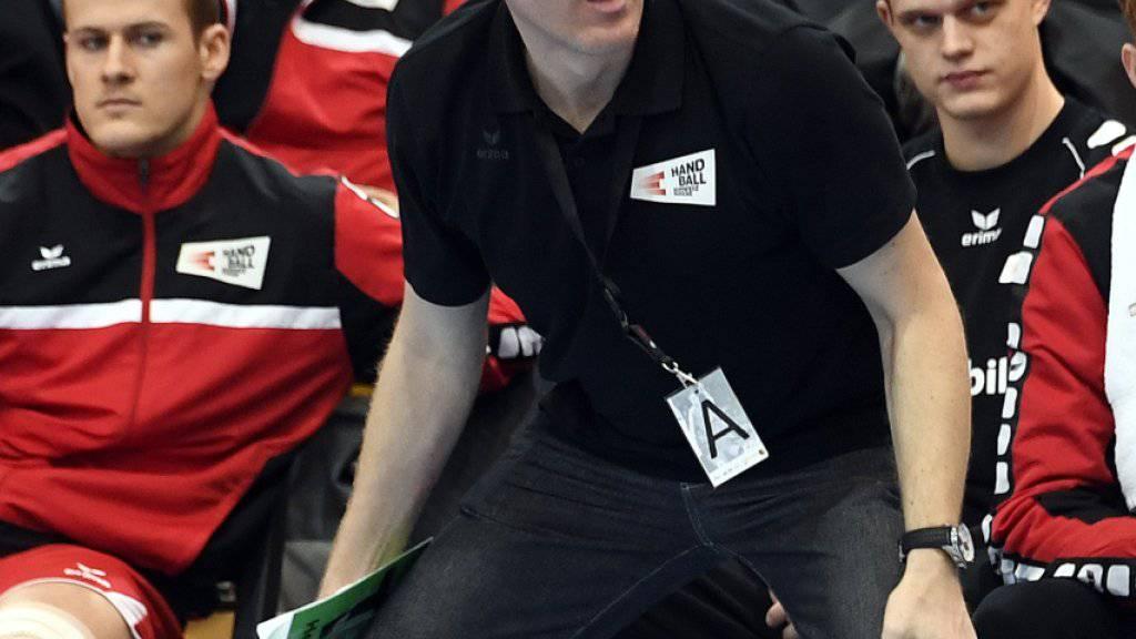 Unter Michael Suter machte das Schweizer Nationalteam zuletzt erhebliche Fortschritte
