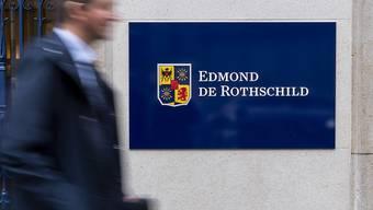 Der in der Schweiz ansässige Zweig der Rothschilds nimmt ihre Bank von der Börse. (Archivbild)