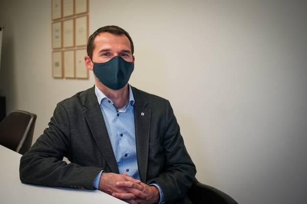Gemeindepräsident Ueli Frischknecht ist entsetzt über das Verhalten der Hochzeitsgäste.