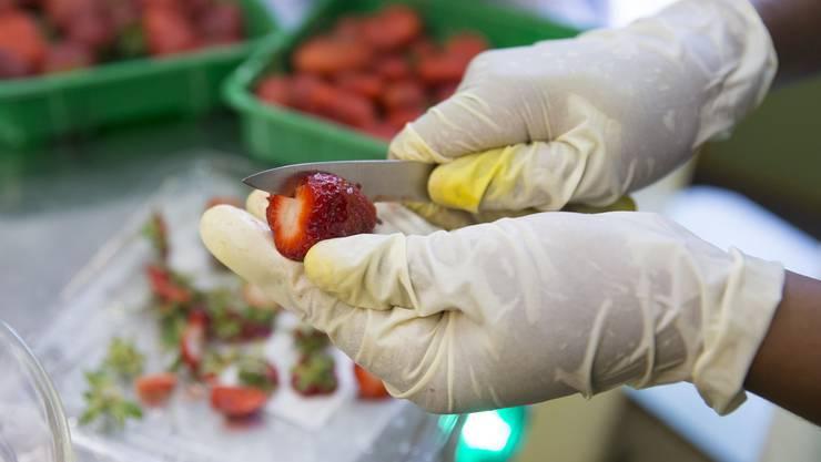 Den meisten Lebensmittelbetrieben kann ein gutes Zeugnis ausgestellt werden.