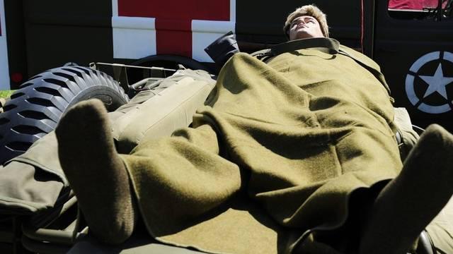 Ein Virus legt 70 Soldaten in Birmensdorf flach (Symbolbild)