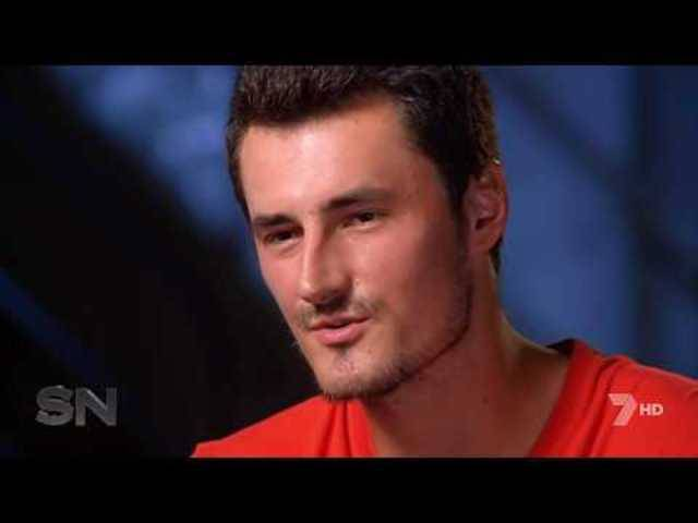 Bernard Tomic Tell All on Australian TV (2017) [1080p][HD]