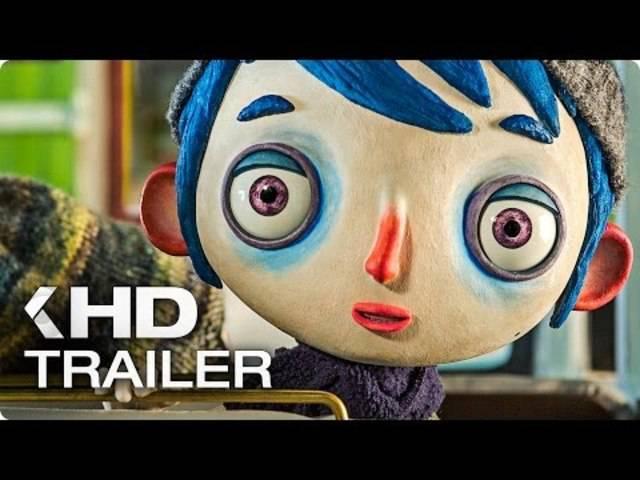 Offizieller Filmtrailer zu «Mein Leben als Zucchini»