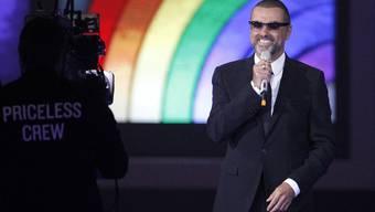"""George Michael setzt seine """"Symphonica""""-Tour fort (Archiv)"""