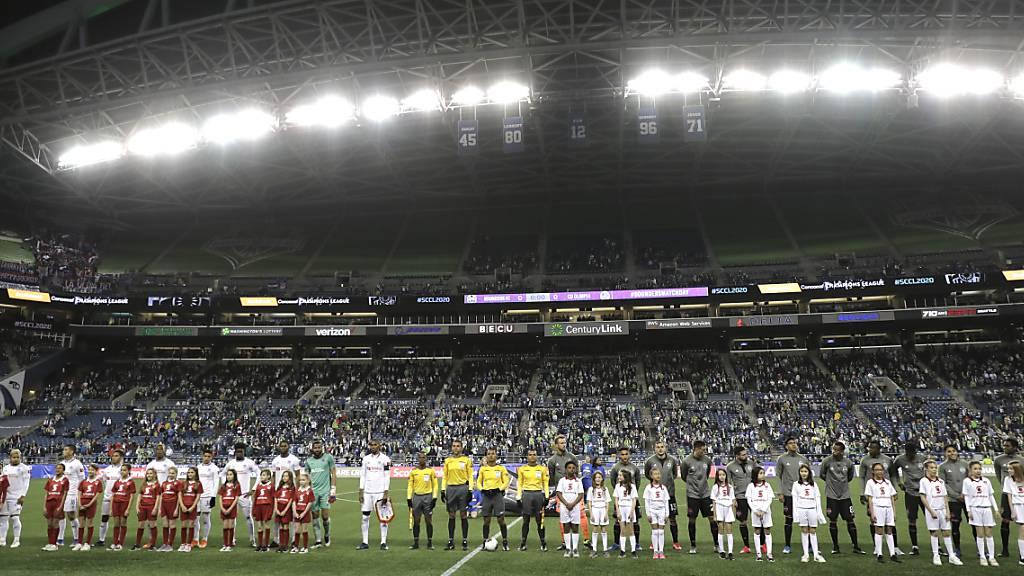 Final Four in Nord- und Zentralamerika verschoben