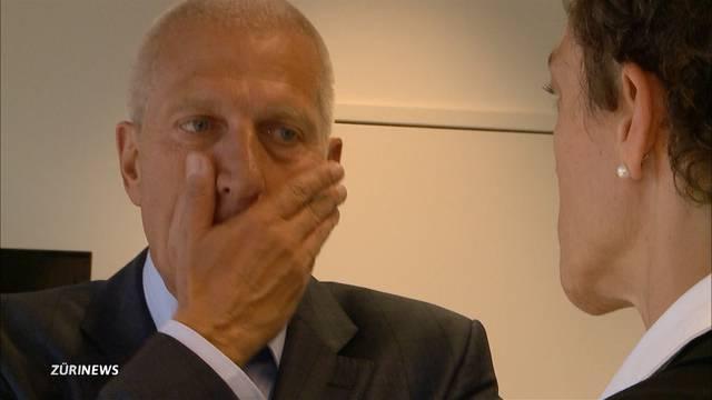 Raiffeisen-Bank zeigt Ex-CEO Vincenz an