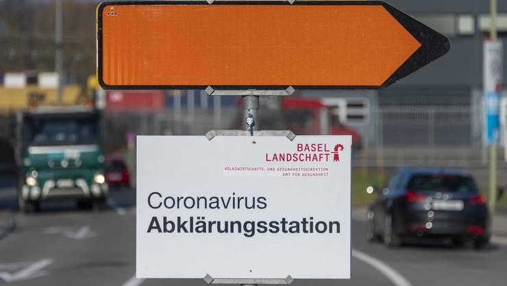 Über 30'000 Personen haben sich seit Dienstag auf das Coronavirus testen lassen.