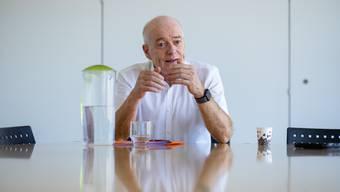 Schenkt in Sachen Wasser reinen Wein ein: Martin Würsten, früherer Umweltamt-Chef, engagiert sich bei 4aqua.